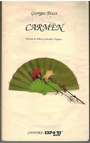 9788437610825: Carmen (Spanish Edition)