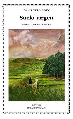 Suelo Virgen (Spanish Edition): Turguenev, Ivan