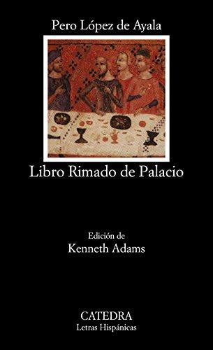 9788437611525: Libro Rimado de Palacio (Letras hispánicas) (Letras hispanicas/ Hispanic Writings)