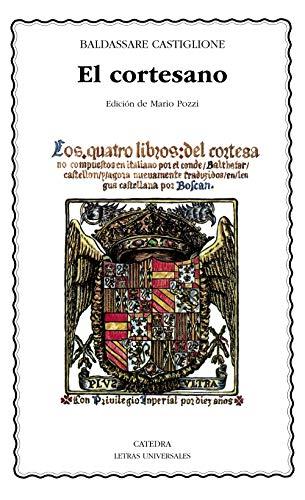9788437612799: El cortesano (Letras Universales)