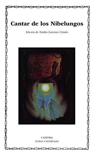 9788437612898: Cantar de los Nibelungos (Spanish Edition)