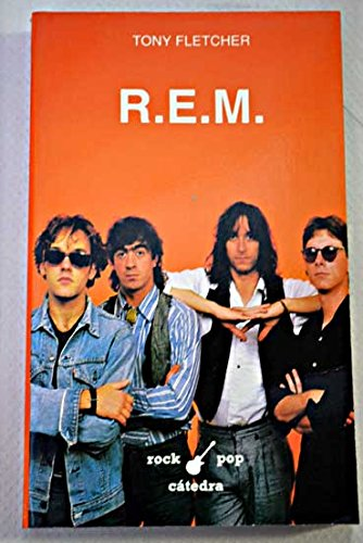 R.E.M. (Spanish Edition): Tony Fletcher