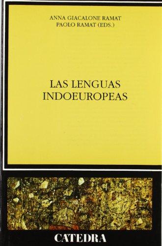 9788437613482: Las lenguas indoeuropeas (Lingüística) (Spanish Edition)