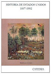 9788437614076: Historia de Estados Unidos, 1607-1992 (Historia. Serie Mayor)