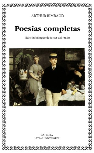9788437614656: Poesias Completas / Complete Poetry (Letras Universales / Universal Writings) (Spanish Edition)