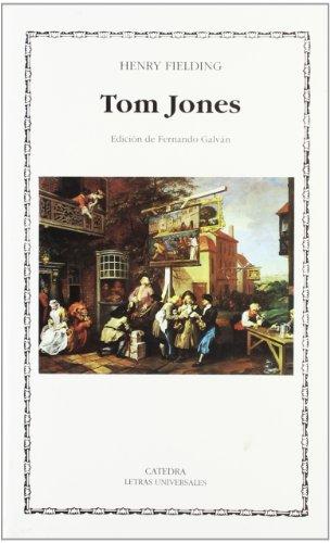 9788437615110: Tom Jones (Letras Universales)