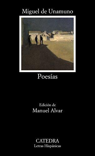 Poesias: Unamuno, Miguel De
