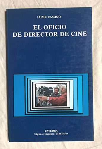 9788437615196: Oficio de director de cine (Signo E Imagen)
