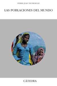 9788437615813: Las poblaciones del mundo (Geografía)