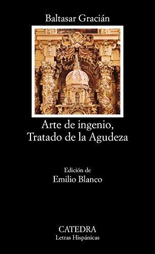 9788437616155: Arte de ingenio, Tratado de la Agudeza (Letras Hispánicas)