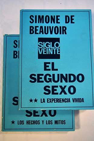 9788437616810: El segundo sexo