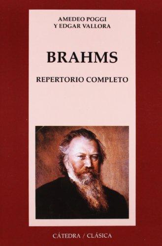 Brahms - Repertorio Completo: Poggi, Amedeo and