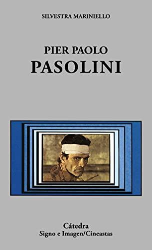 9788437617152: Pier Paolo Pasolini (Signo E Imagen - Signo E Imagen. Cineastas)