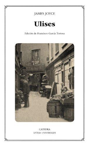 9788437617251: Ulises (Letras Universales / Universal Writings) (Spanish Edition)