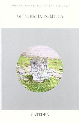 Geografia Politica (Paperback): Paz Benito del