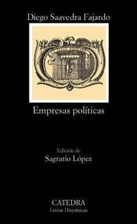 9788437617350: Empresas políticas (Letras Hispánicas)