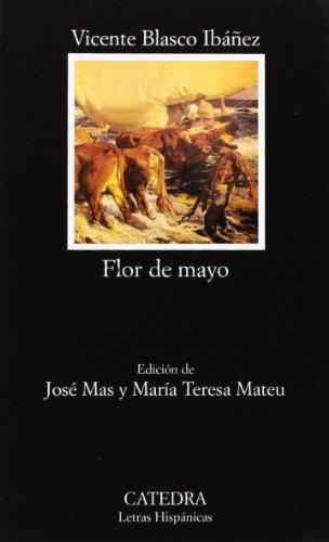 9788437617671: Flor de mayo (Letras Hispánicas)