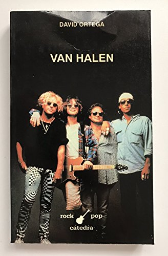 9788437617701: Van halen (Rock/pop Catedra)
