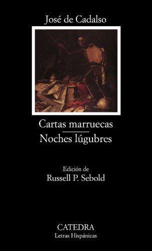 9788437618104: Cartas Marruecas. Noches Lugubres