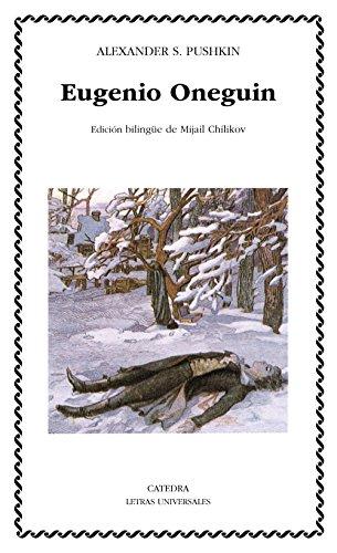 9788437618234: Eugenio Oneguin (Letras Universales) (Spanish Edition)
