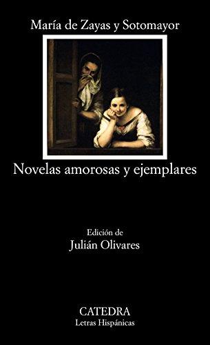 9788437618258: Novelas amorosas y ejemplares: 482 (Letras Hispánicas)