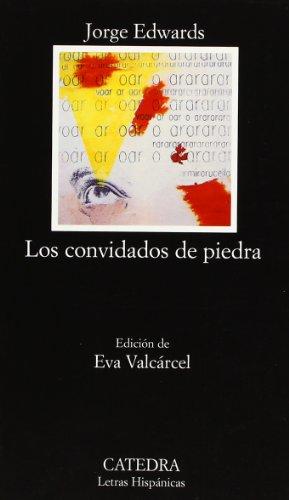9788437618920: Los convidados de piedra (Letras Hispánicas)