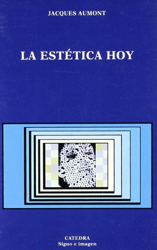 9788437619088: La estetica hoy (Signo E Imagen)