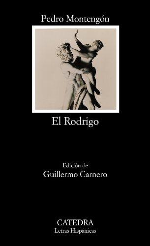 9788437619514: El Rodrigo / Rodrigo (Letras Hispanicas) (Spanish Edition)