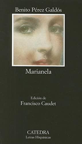 9788437620619: Marianela (Letras Hispánicas)