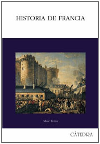 9788437621043: Historia de Francia / History of France (Historia Serie Mayor) (Spanish Edition)