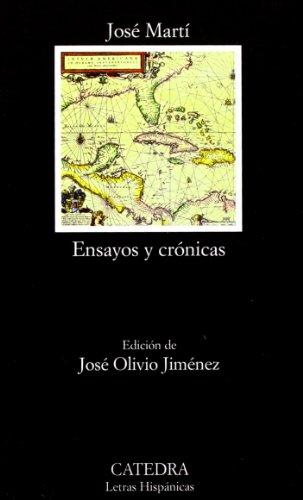 9788437621319: 556: Ensayos y cronicas (COLECCION LETRAS HISPANICAS) (Spanish Edition)