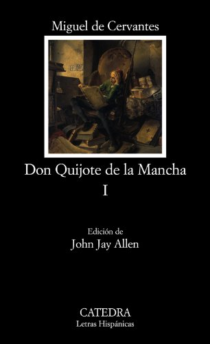 9788437622149: Don Quijote de la Mancha, I (COLECCION LETRAS HISPANICAS) (v. 1) (Spanish Edition)