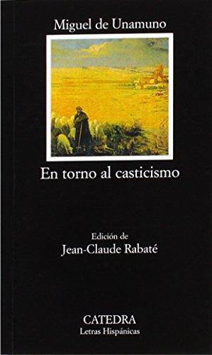 9788437622699: En torno al casticismo: 582 (Letras Hispánicas)