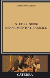 9788437623023: Estudios sobre Renacimiento y Barraco/ Renaissance and Baroque Studies (Spanish Edition)
