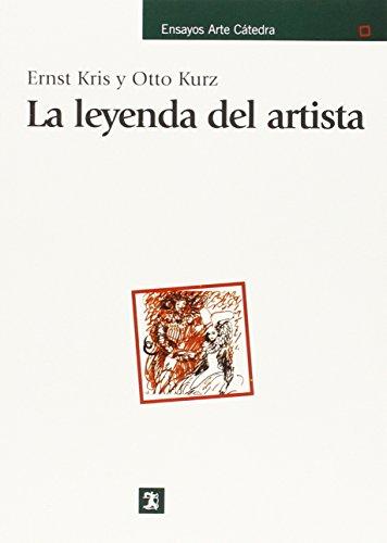 La leyenda del artista - Kris, Ernst/Kurz, Otto