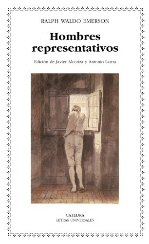 9788437624730: Hombres representativos/ Representative Men (Letras Universales) (Spanish Edition)