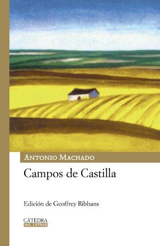 9788437624822: Campos de Castilla (1907-1917) / Castilian Plains (1907-1917) (Mil Letras / Thousand Words) (Spanish Edition)