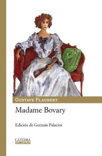 Madame Bovary (Mil Letras/ Thousand Letters) (Spanish: Gustave Flaubert