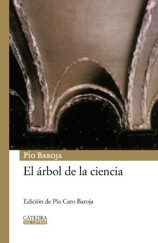 9788437624860: El arbol de la ciencia/The Tree of Science (Mil Letras/Thousand Letters)