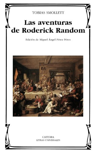 9788437626581: Las aventuras de Roderick Random (Letras Universales)