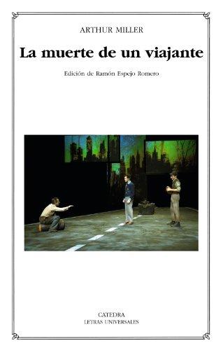 9788437626635: La muerte de un viajante (Letras Universales / Universal Writings) (Spanish Edition)