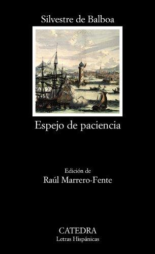 9788437626697: Espejo de paciencia / Mirror of Patience (Letras Hispanicas / Hispanic Writings) (Spanish Edition)