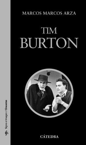 9788437626826: Tim Burton (Signo E Imagen - Signo E Imagen. Cineastas)