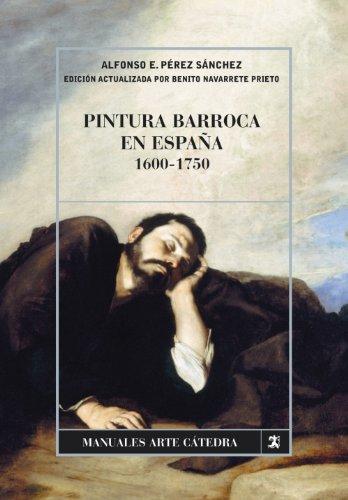 9788437626840: Pintura barroca en España, 1600-1750 (Manuales Arte Cátedra)