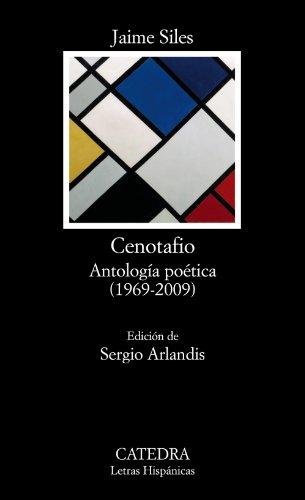 9788437627410: CENOTAFO ANTOLOGIA POETICA 1969-2009