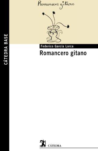 9788437627496: Romancero gitano (Cátedra base)