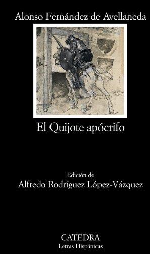 9788437628523: Quijote Apocrifo