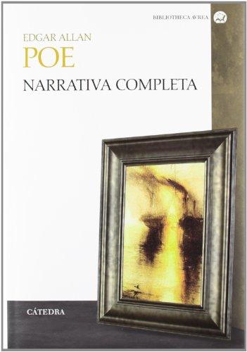 9788437628868: Narrativa completa (Bibliotheca Avrea)