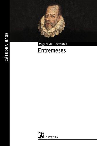 Entremeses (Hardback): Miguel de Cervantes