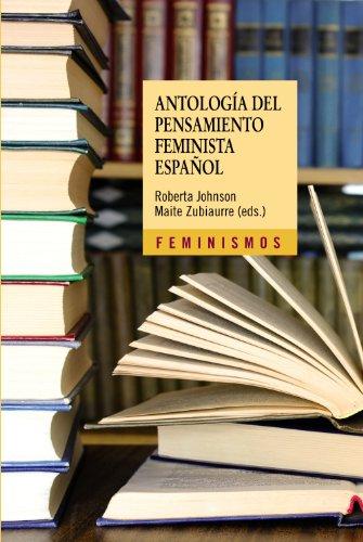 Antología del pensamiento feminista español: Johnson, Roberta /